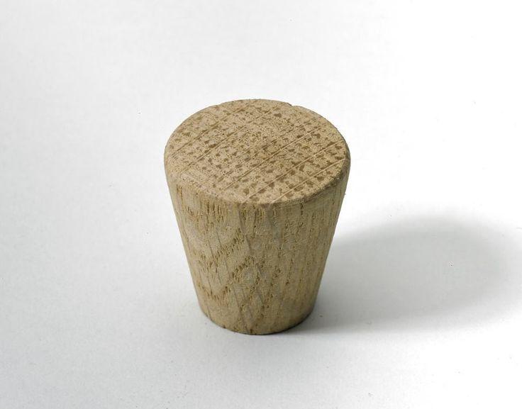 Hettich Möbelknopf Holz Eiche roh 1 Stück, Ø 25 mm in Möbel & Wohnen, Möbel, Zubehör | eBay!