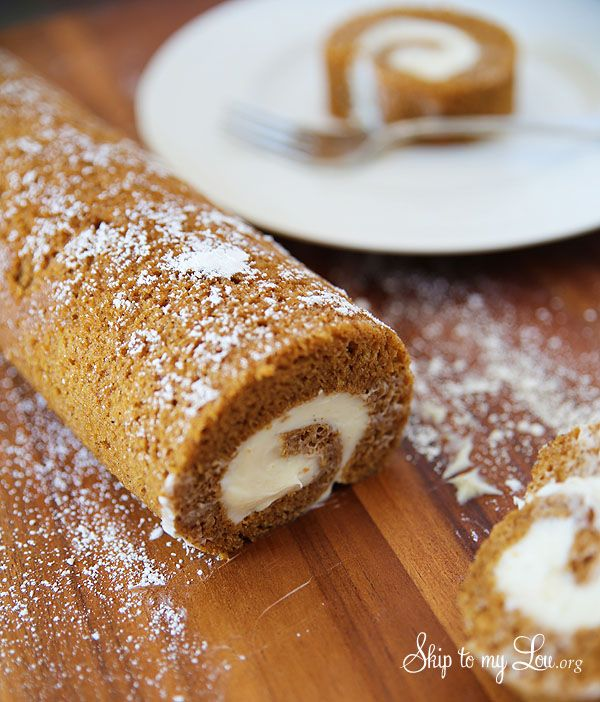 Perfect Pumpkin Roll Recipe! Learn how to make this easy ...