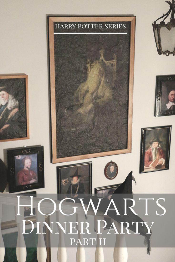 Harry Potter Hogwarts Dinner Series | Part II
