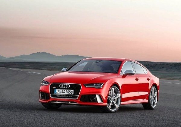 2015 Audi RS 7 Sportback Exterior Images