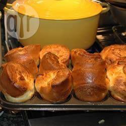 Photo recette : Pudding classique du Yorkshire