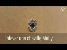 Enlever une cheville Molly : comment la retirer une cheville...- Bricolage Facile
