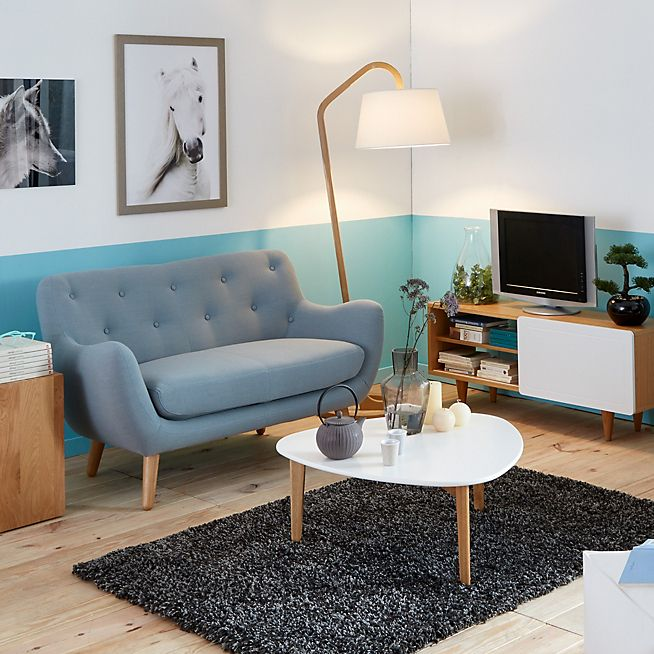 1000 id es propos de meuble tv scandinave sur pinterest for Meuble salon scandinave