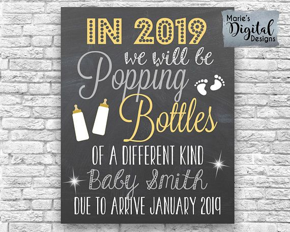7c878056d Are you looking for a great way to share with your friends and family the  exciting news of expecting a baby this New Year? Whether you are due in  January or ...