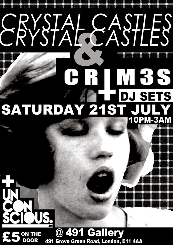 133 best images about Crystal Castles on Pinterest | High tops ...