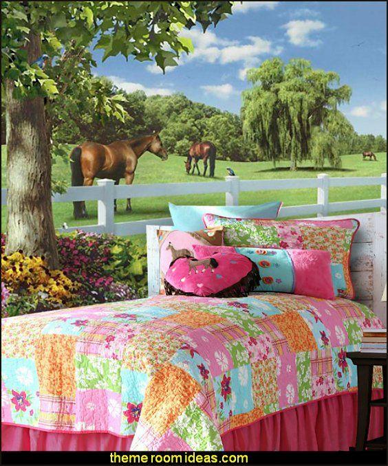 Best 25+ Horse Themed Bedrooms Ideas On Pinterest
