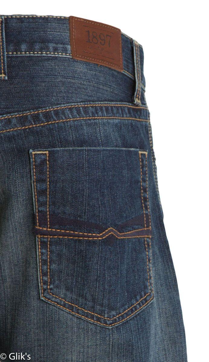 1897 Premium Jeans Ryan Straight 1GLK2013