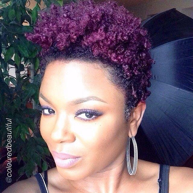 Fantastic 1000 Ideas About Twa Hair Color On Pinterest Tapered Twa Twa Short Hairstyles Gunalazisus