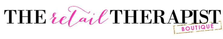 The Retail Therapist Boutique is an online clothing and accessory boutique focused on making everyone look chic. We try to bring the latest trends, classy style