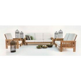 Raffles Teak Outdoor Furniture Collection