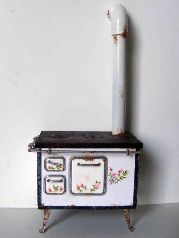 Старая кухонная плита - зарезервировано для Франсуа