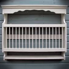 Image result for vintage wall mounted plate rack