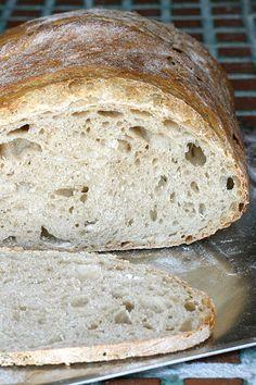 pane con farine antiche. Il Pasto Nudo