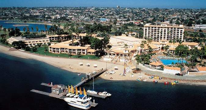 San Diego Resorts - Hilton San Diego Resort & Spa - CA #HHWeekend