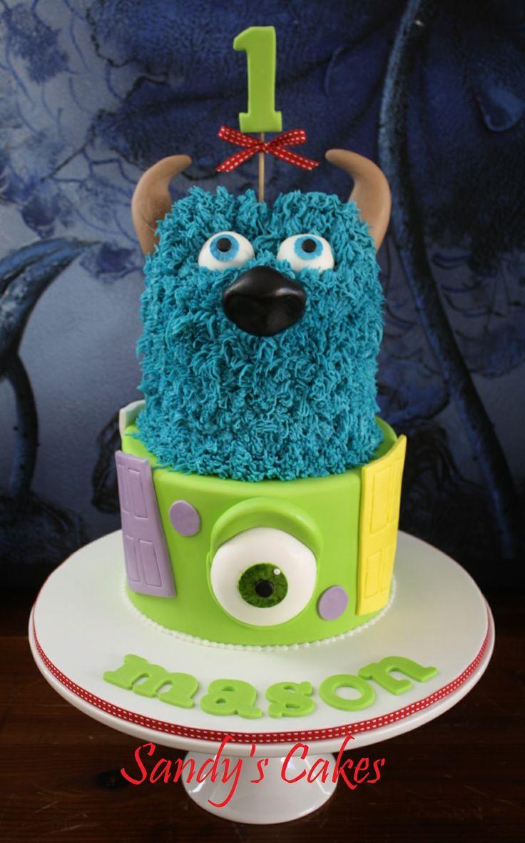 Cakes For Boys Pinterest