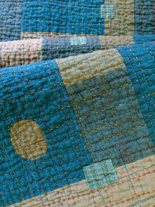 The Silly BooDilly: Work Quilt #4 - Finally Finished!