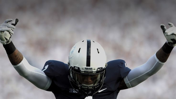 Penn State Football Player Unrivaled