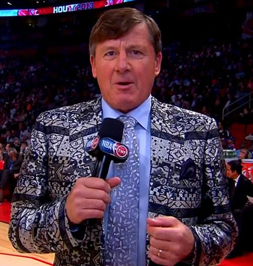 craig sager - this guys got some threads