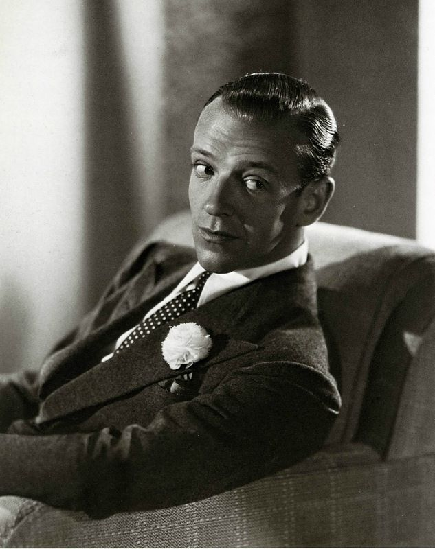 Fred Astaire, tail coat of 1930s, men's fashion