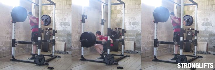 The most thorough Squat guide on the entire internet. Discover how to Squat with proper form in this complete guide with pictures and videos.