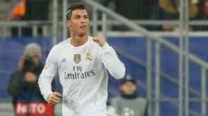 Cristiano Ronaldo (CR7) volvió a destacarse, al anotar cuatro goles y ratificarse en la cima de los goleadores de Europa