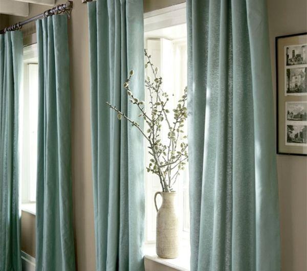 les 25 meilleures id es de la cat gorie rideaux. Black Bedroom Furniture Sets. Home Design Ideas