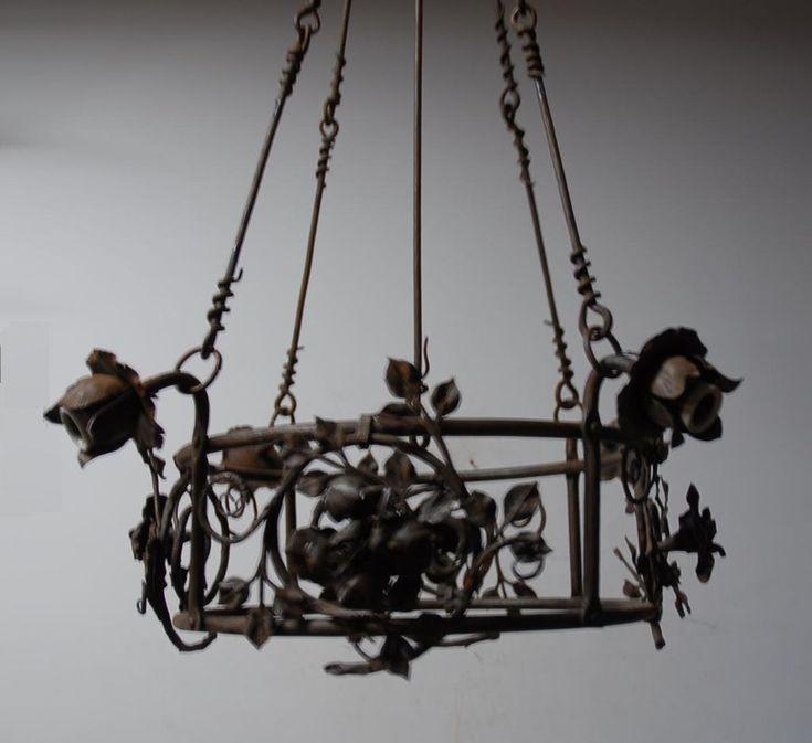 best wrought iron chandelier - Wrought Iron Chandelier