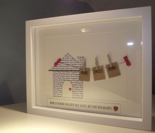 Handmade-personalised-New-Home-gift-Word-Art-Framed-unusual-present-keepsake