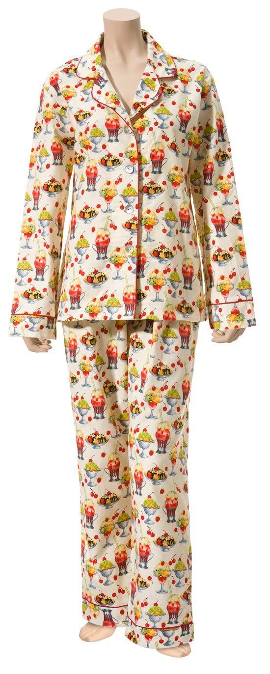 ice creams pajamas - Google'da Ara