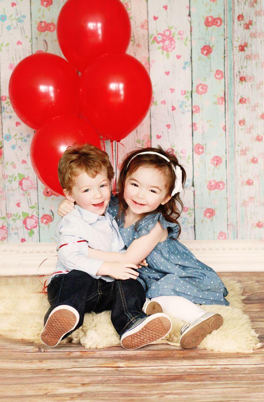 twins 3 rd birthday photo session