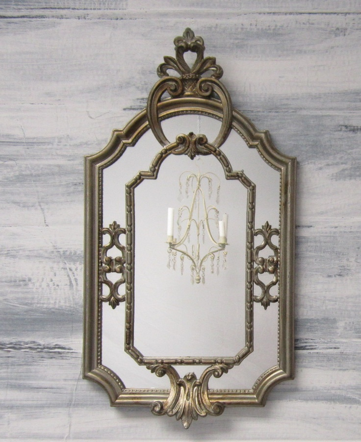 Decorative vintage mirrors for sale silver bronze mirror for Decorative wall mirrors for sale