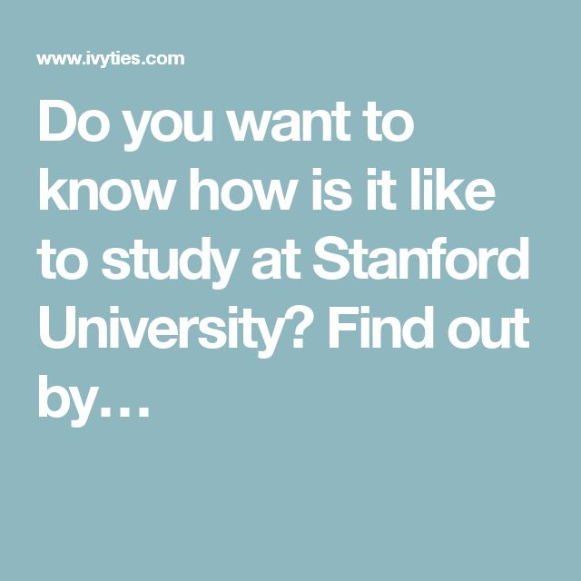 My chances getting accepted into Stanford University?