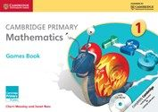 Cambridge International Primary: Mathematics Games Book with CD-Rom for years 1-6. A fun way to practice math concepts already learnt!