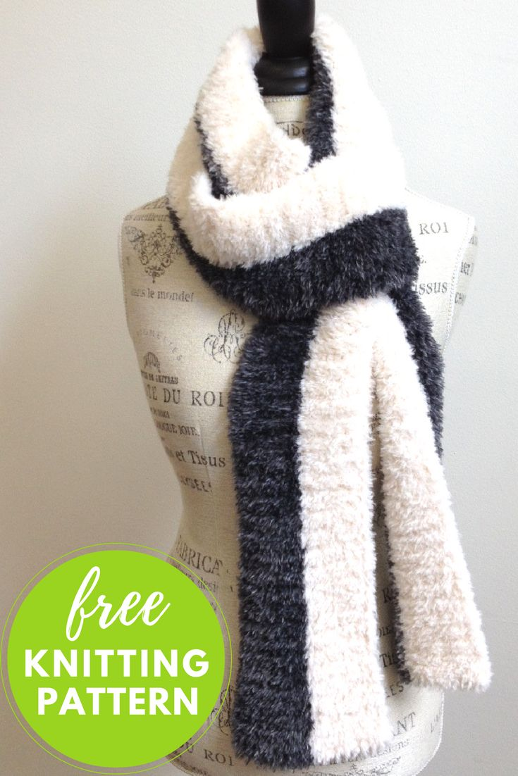 Double Down Cowl Free Knitting Pattern