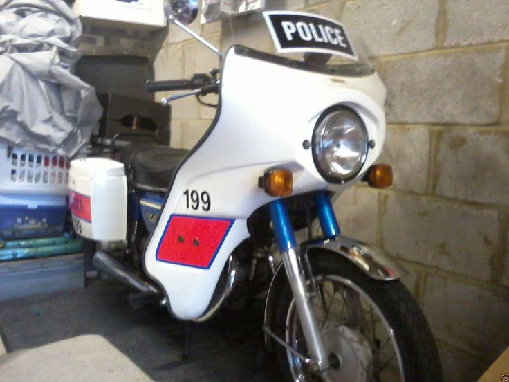 details   police motorcycle hampshire constabulary honda cd  months mot police