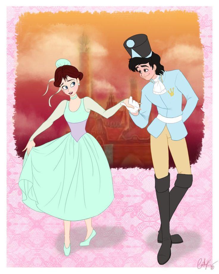 The Nutcracker Prince and Clara