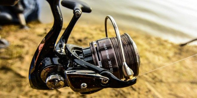 Test du moulinet Daiwa Match Winner 3012