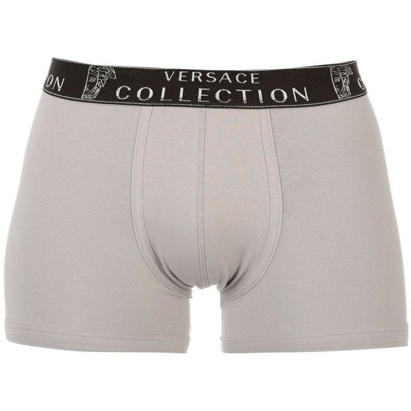 VERSACE COLLECTION Versace Boxers (€12) ❤ liked on Polyvore featuring men's fashion, men's clothing and men's underwear