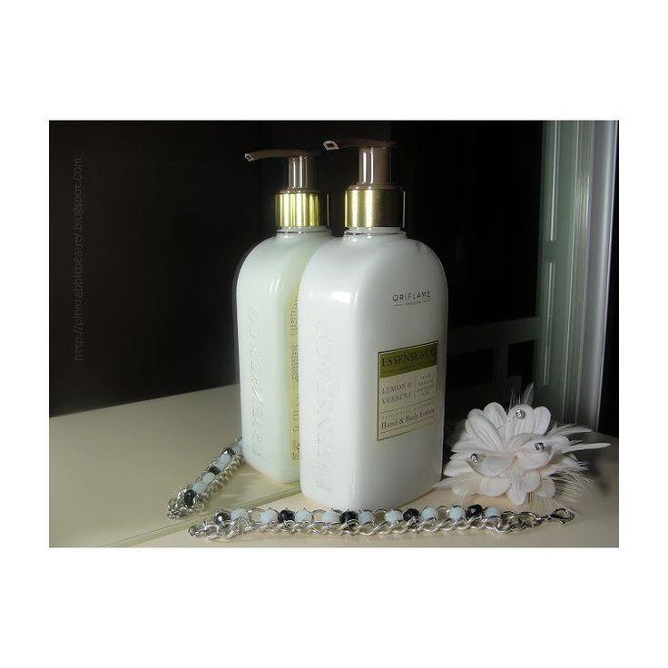 Лосьон для рук и тела с лимоном и вербеной Lemon & Verbena Hand & Body Lotion oriflame содержит натуральные экстракты и эфирные масла. Ухаживает за кожей и наполняет ее ярким ароматом лимона и вербены