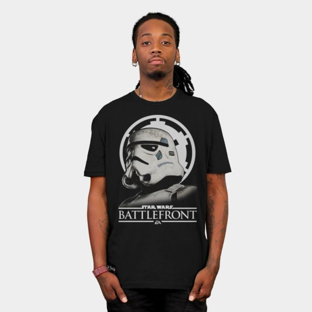 Battlefront Stormtrooper T-Shirt - Star Wars T-Shirt