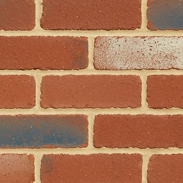 Restoration Red Coach Cored Bricks - Midland Brick