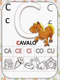 Dani Educar : alfabeto silabado
