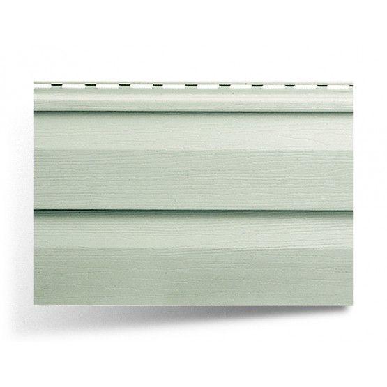 Виниловый сайдинг Альта-Сайдинг Серо-зеленый