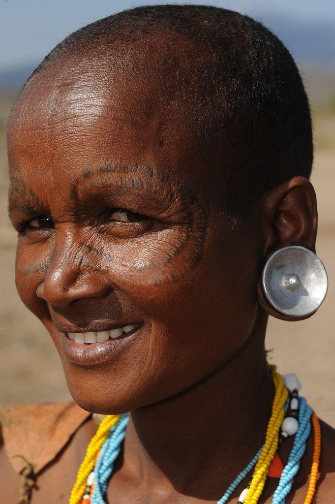 Datoga (Tatoga) tribe - Tanzania