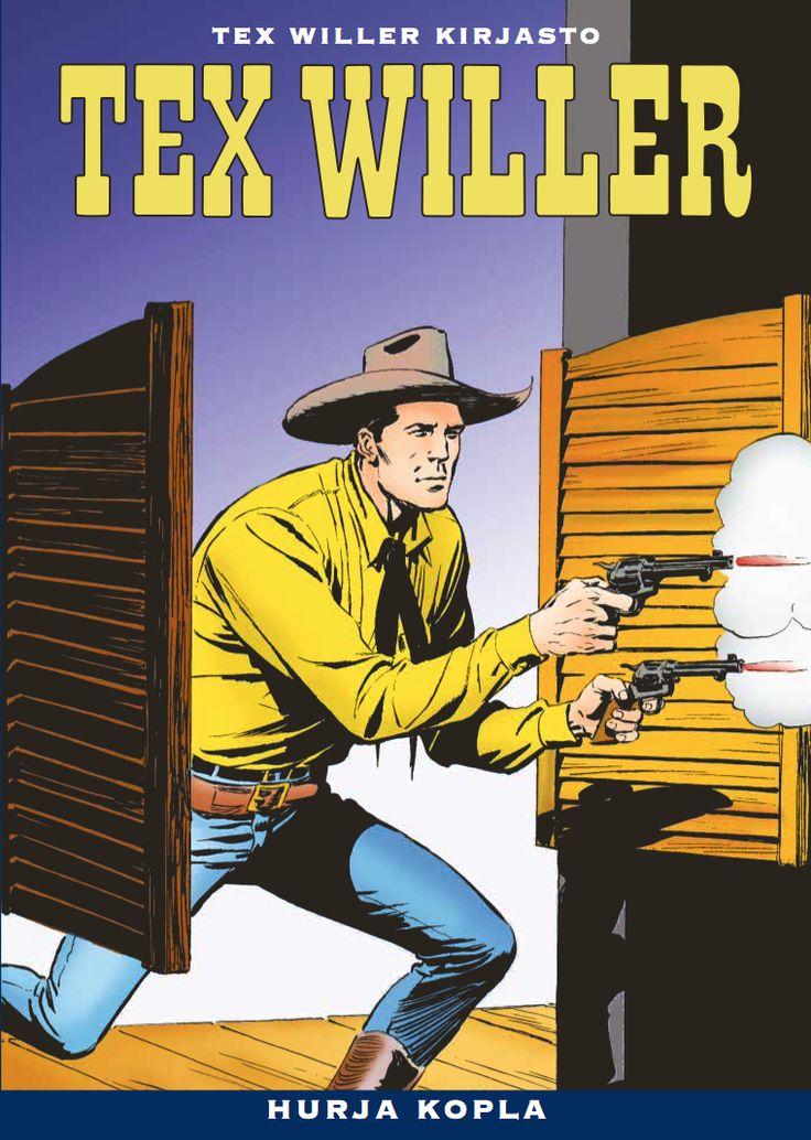 Tex Willer -kopla #30: Hurja kopla. #egmont #sarjakuva #sarjis #texwiller #tex