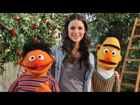 Bert, oh Bert! - Lena Meyer-Landrut singt in der Sesamstraße   NDR   ARD