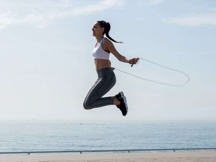 The 10 Minute Workout Everyone Can Do  If you're a follower of Kardashian workout routines, you've probably noticed Kourtney and Khloe spending a fair amount of time with a classic piece of playground equipment—the jump rope. http://www.glamour.com/story/this-10-minute-workout-will-change-your-body