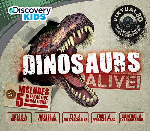 Dinosaurs Alive!   Discovery Kids