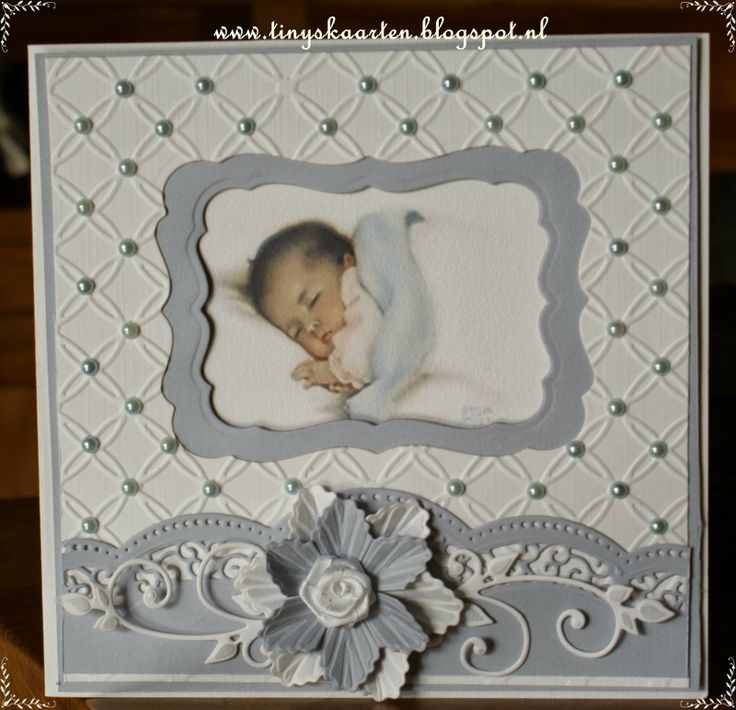 Tiny's Cards: Baby Card