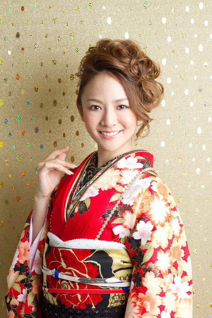 【振袖】tokyo人気サロン発 着物美人になるおすすめヘアアレンジ【髪型 ヘアカタログ】 ♡hairstyles